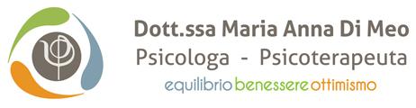 Dott.ssa Maria Anna Di Meo - Psicologa, Psicoterapeuta
